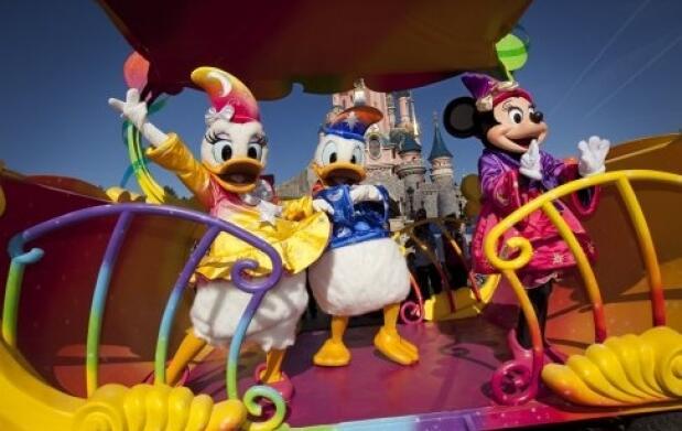 ¡Escápate 4 días a Disneyland París!