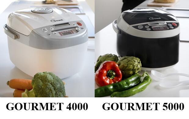 Robot de Cocina Gourmet GM