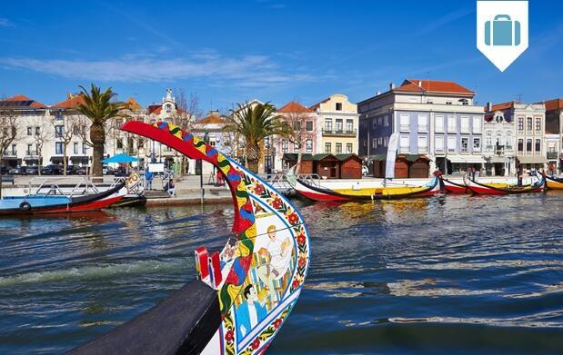 Descubre la Venecia Portuguesa 4*