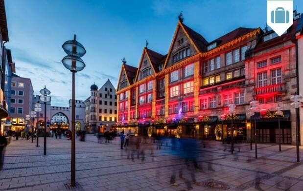3 Noches en Munich, Hotel 3*