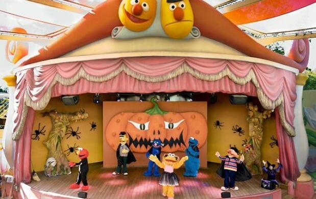 ¡Ven este Halloween a Port Aventura!