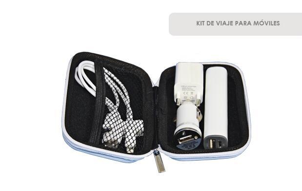 Kit de Viaje para Teléfono Móvil