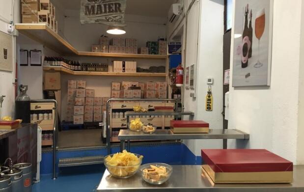 Visita la fábrica de cerveza Maier