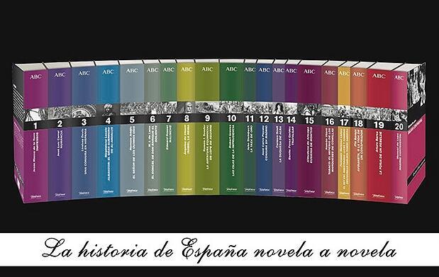 Colección de Novelas Históricas