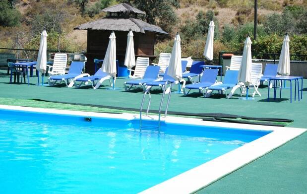 Un día de piscina en Mundopark