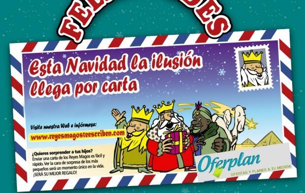 Regala una Carta de Papá Noel personalizada por 6 euros
