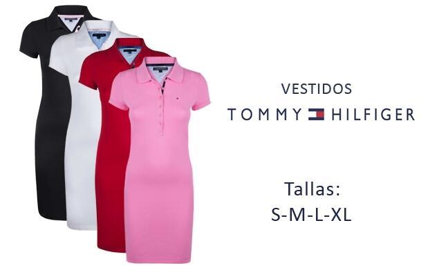 Vestidos Tommy Hilfiger