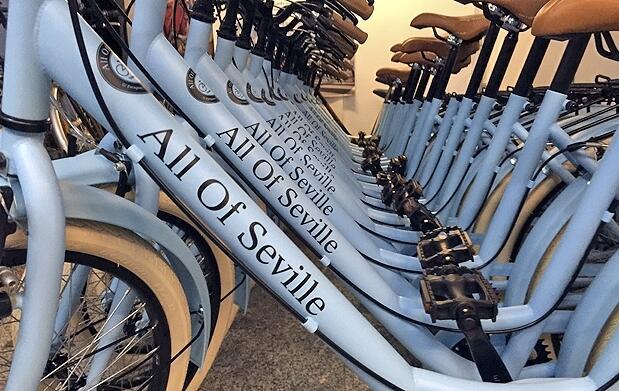 Alquiler de bicicleta eléctrica