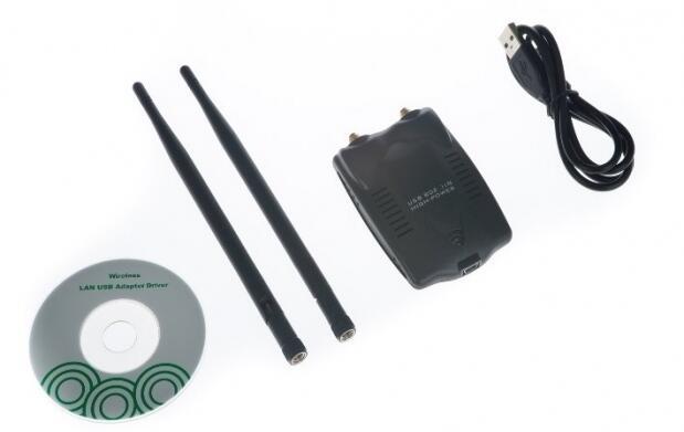 Módem amplificador Wi-Fi con doble antena