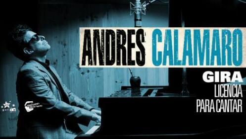 Entradas Andrés Calamaro