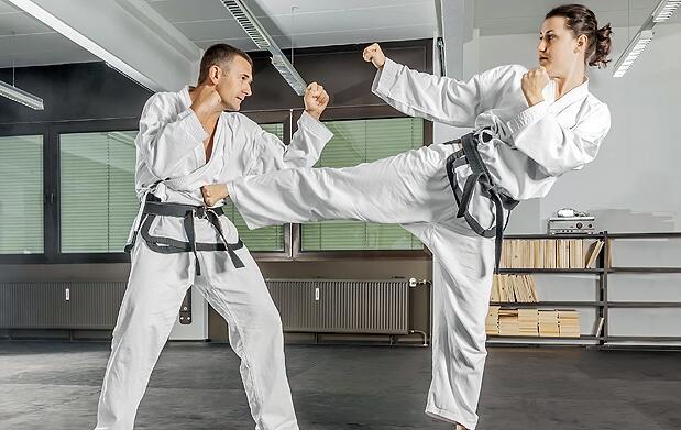 1 mes de artes marciales en Dojang Musado
