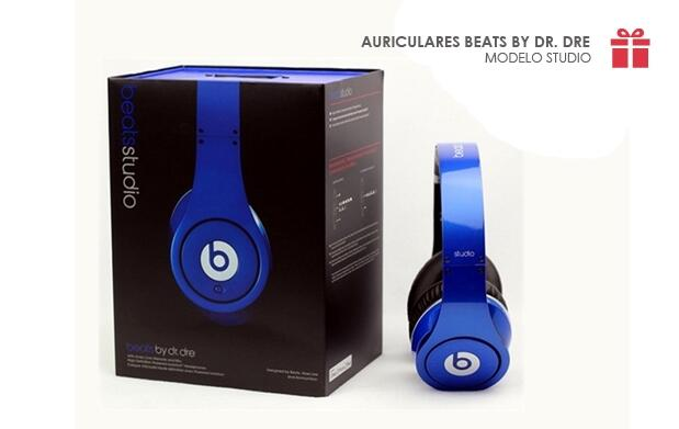 Auriculares Beats Studio By Dr. Dre