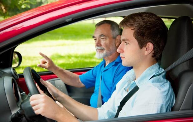 ¡Sácate el carnet de conducir!
