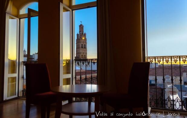 Escapada de lujo Extremadura: 2 noches AD+Cena