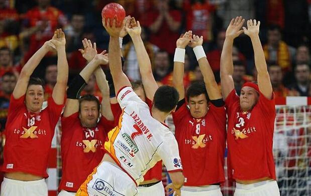 Vive el campeonato del mundo de balonmano