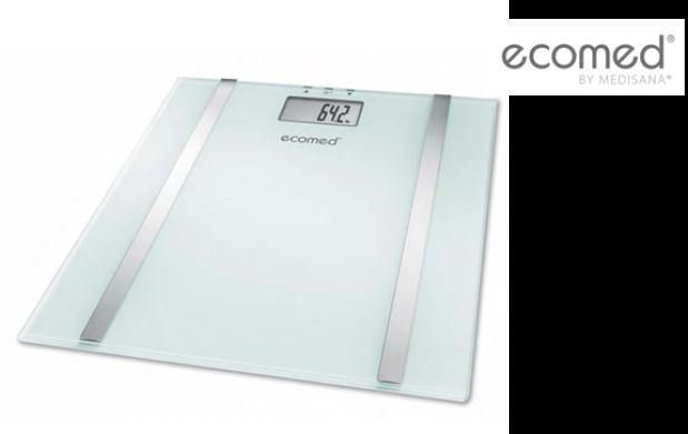 Bascula  de baño con medición, grasa, agua y masa muscular