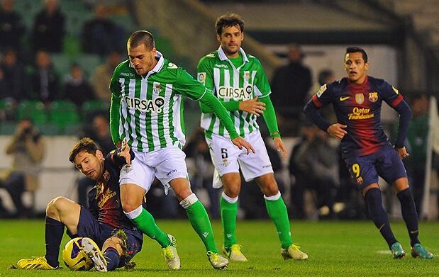 Ven al Real Betis - R.C.D. Mallorca