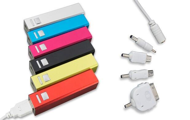 Batería de bolsillo para móviles