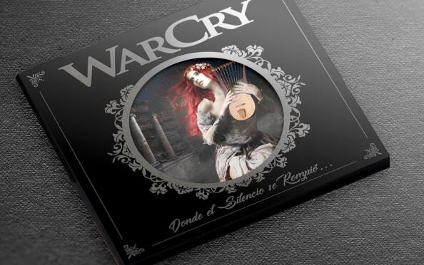 Disponible CD de Warcry + Chapa + Pua