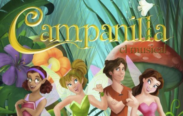Musical infantil Campanilla