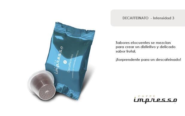 160 Cápsulas de Café Ne-Cap de Impresso