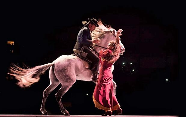 Ópera Flamenca Carmen