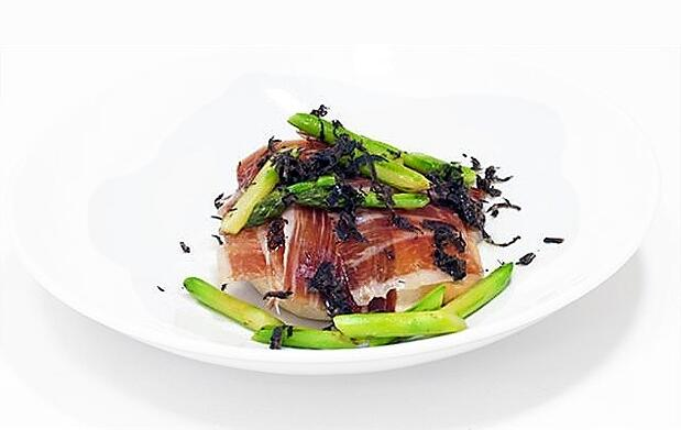Menú degustación de cerdo ibérico