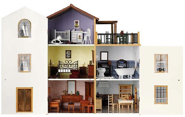 La Casa de Muñecas sevillana