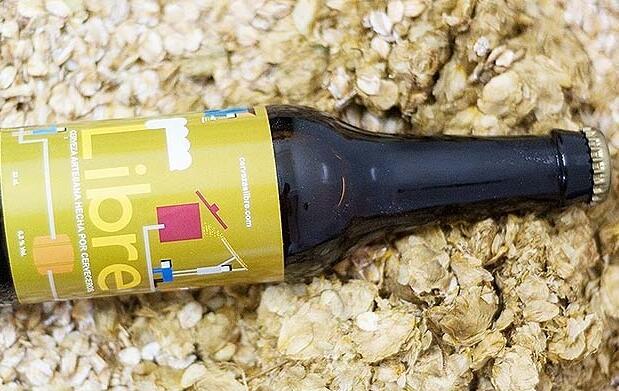 Pack de cervezas artesanas Libre