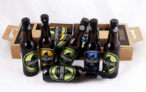 Pack de 6 Cervezas Cárdenas