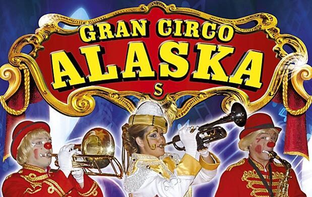 Entradas Gran Circo Alaska