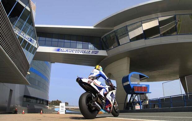 Visita guiada por el Circuito de Jerez