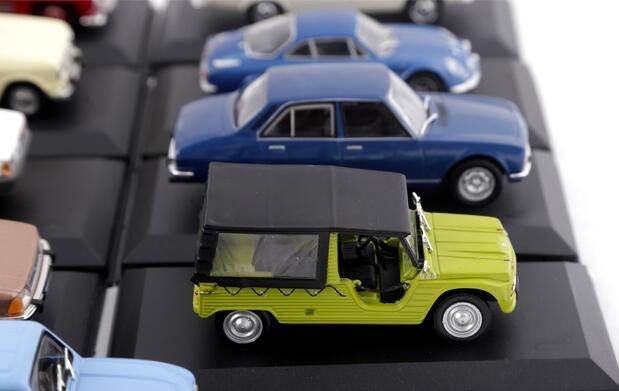 Colección coches clásicos inolvidables