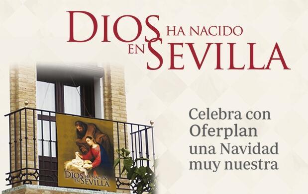 Colgadura de Navidad de Murillo