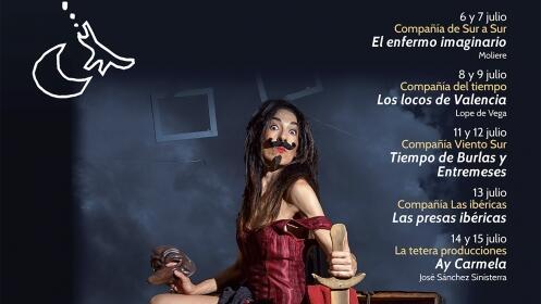 XIII Edición Corral de Comedias de Triana