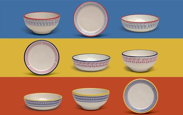Colección 4 piezas gazpacho/salmorejo