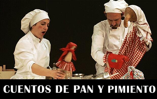 Entradas teatro infantil Pan y Pimiento