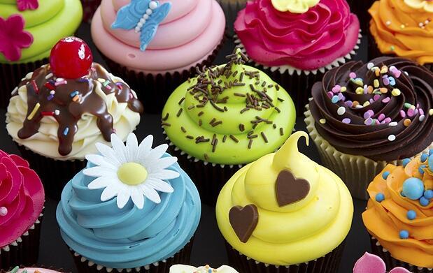 Curso de decoración de cupcakes