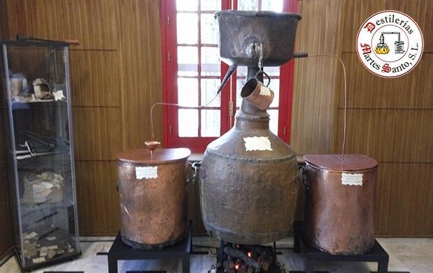 Visita a museo con degustación + licores