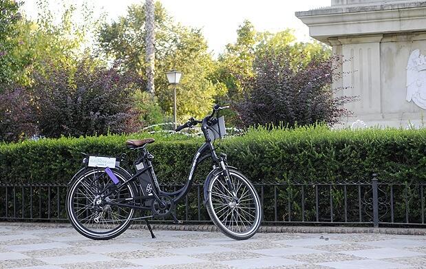 Descubre Sevilla en bicicleta eléctrica