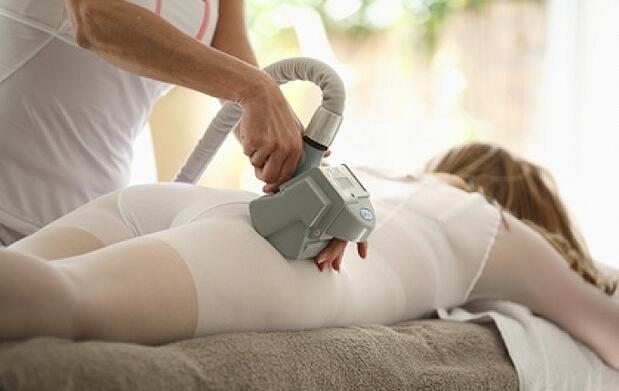 Reduce centímetros: Endermologie + masaje