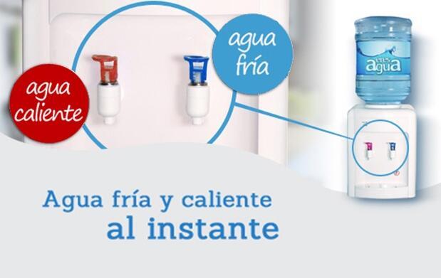 Dispensador de agua + bono de 30€