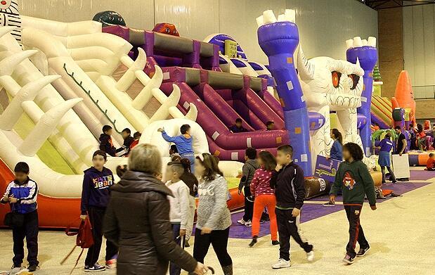 ¡Disfruta a lo grande en Expo Joven!