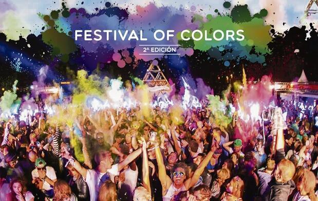 Entradas Festival of Colors Sevilla