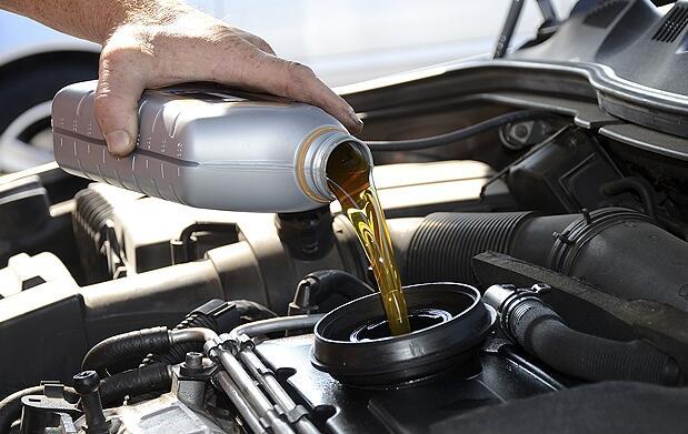 Cambio de aceite y filtro + revisión