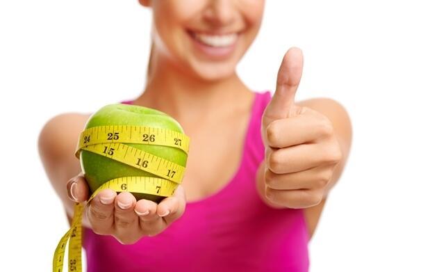 Sesión de fisioterapia o nutrición