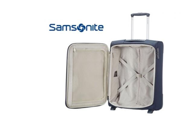 Maleta Cabina Samsonite Base Hits