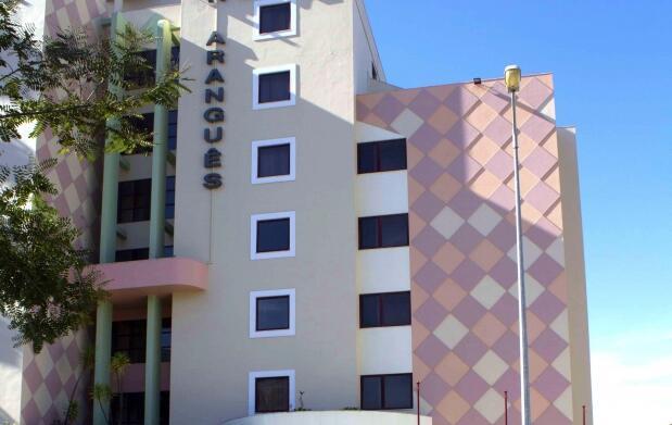 Hotel Arangues 3*, Setúbal 3 días