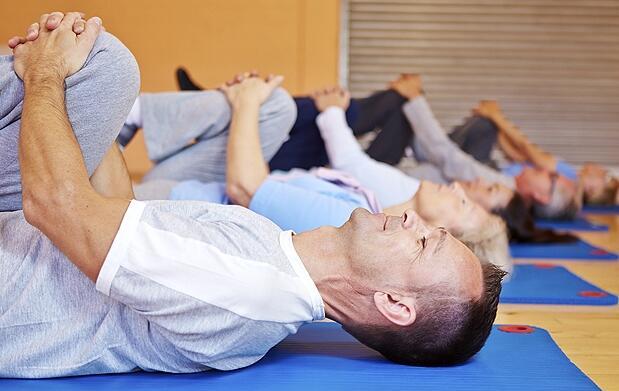 Clases de Pilates terapéutico