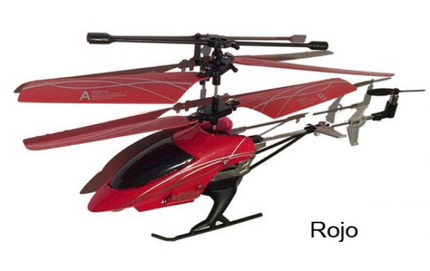 Helicóptero radio control 3ch